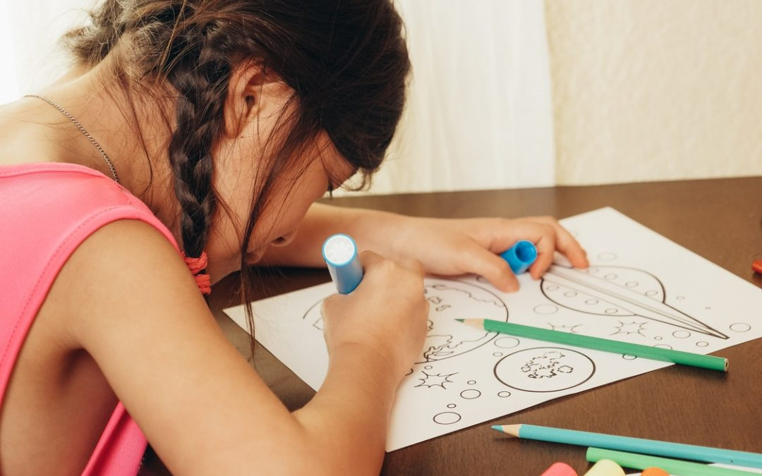 Boost Your Child's Creativity Through Color Books – Tips and Suggestions
